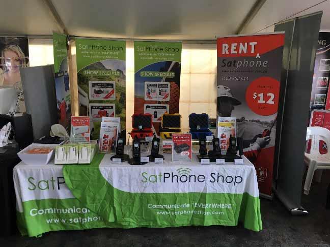 SatPhone Shop Event Photo