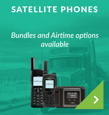 Satellite Phones Bundles and Airtime options available