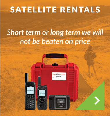 Satellite Rentals Short term or long term we will not be beaten on price